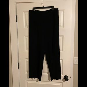 MaxMara black pants- 12